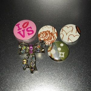 Accessories - Set of 5 pins